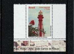 Brazil 2010 -  St.Tome Lighthouse Stamp -MNH (**) - - Phares