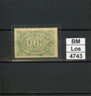 Deutsches Reich, Plattenfehler / Abart, Xx, 249 Mit Abklatsch - Abarten