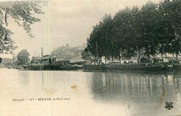 BEZIERS(BATEAU PENICHE) - Houseboats