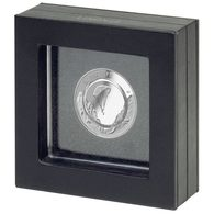 Lindner 4834-029 Presentation Frame For 10 Euro Collector Coin With Polymer Ring - Supplies And Equipment