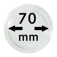 Lindner S22707000 Münzkapsel Innendurchmesser 70 Mm, 1 Stück, Innenhöhe 5,5 Mm - Supplies And Equipment