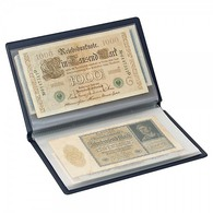 Lindner S818 Pocket Album  For  Bank Notes And Other Documents - Binders Only