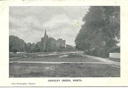CROXLEY GREEN HERTS - WITH CROXLEY GREEN R.S.O. POSTMARK - Hertfordshire