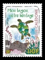 New Caledonia 2019 Mih. 1778 UNESCO World Heritage. New Caledonian Barrier Reef. Fauna. Turtle MNH ** - New Caledonia