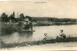 SEVEUX(BATEAU PENICHE) - Houseboats