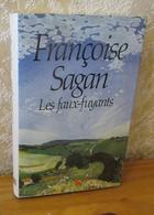 Sagan Les Faux-fuyants Grand Livre Du Mois 1991 - Books, Magazines, Comics