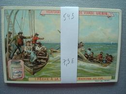 LIEBIG : Pêche à La Baleine Nr 545 - Liebig