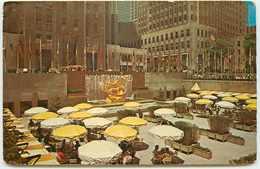 ETATS UNIS NEW YORK CITY PLACE ROCKFELLER - Places & Squares