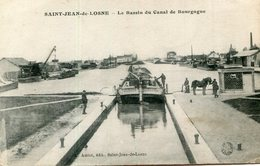 SAINT JEAN DE LOSNE(BATEAU PENICHE) - Houseboats