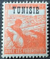 R1949/578 - 1945 - AIDEZ LES TUBERCULEUX - COLONIES FR. - TUNISIE - N°299 NEUF* - Nuovi