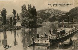 BESANCONS LES BAINS(BATEAU PENICHE) - Houseboats