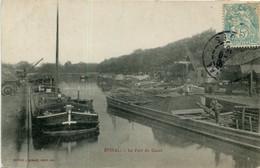EPINAL(BATEAU PENICHE) - Houseboats