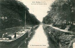 REDON(BATEAU PENICHE) - Houseboats