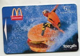 TK 05347 NEW ZEALAND - 141B... McDonald's MINT! - Neuseeland