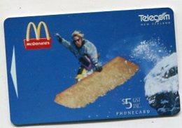 TK 05348 NEW ZEALAND - 203B... McDonald's MINT! - Neuseeland