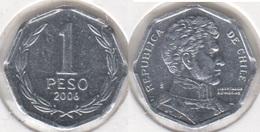 Cile 1 Peso 2006 KM#231 - Used - Chile