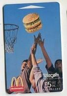 TK 05349 NEW ZEALAND - 204B... McDonald's MINT! - Neuseeland