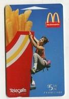 TK 05350 NEW ZEALAND - ADCB... McDonald's MINT! - Neuseeland