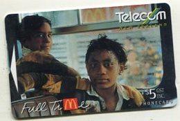 TK 05351 NEW ZEALAND - 262B... McDonald's MINT! - Neuseeland