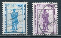 °°° BENIN - Y&T N°640/41 - 1986 °°° - Benin – Dahomey (1960-...)