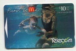 TK 05353 NEW ZEALAND - 261C... McDonald's MINT! - Neuseeland