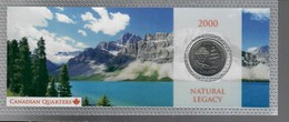 Canada 2000 1/4 $ Natural Legacy - Canada
