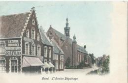 Gent - Gand - L'Ancien Béguinage - Huurhouderij - Estaminet - In Den Grooten Vos - 1905 - Gent