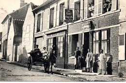 Clairoix : Café Cantillon - France