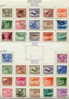 12653 CHILI  PA 53/67, 69/84    °/ *  1941-42  B/TB - Cile