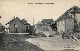 SORNAY Rue Basse - Frankreich