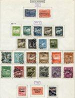 12652 CHILI  PA 29/30, 31/49, 50/2    °/ *  1931-40  B/TB - Chile