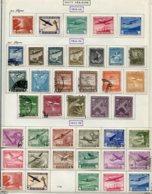 12654 CHILI  PA 85/9, 90/103B, 104/20    °/ *  1942-46  B/TB - Chile