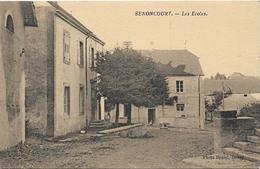 SENONCOURT Les écoles - Frankreich