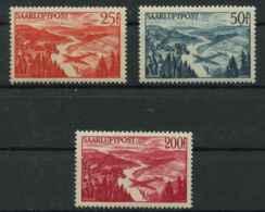 Sarre (1948) PA N 9 A 11 (Luxe) - 1947-56 Occupation Alliée