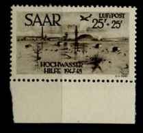 Sarre (1948) PA N 12 (Luxe) - 1947-56 Occupation Alliée