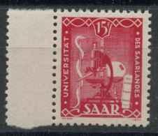 Sarre (1949) N 252 (Luxe) - 1947-56 Occupation Alliée