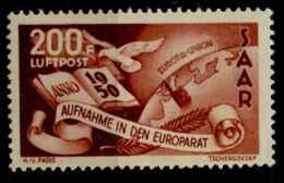 Sarre (1950) PA N 13 (Luxe) - 1947-56 Occupation Alliée