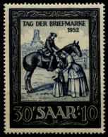 Sarre (1952) N 303 (Luxe) - 1947-56 Occupation Alliée