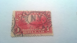 1912/13 USA Paketmarken - United States