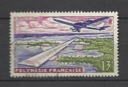 Polynésie  Poste Aérienne  N°  5  Aéroport International De Papeete  Oblitéréré   B/TB ....soldé à Moins De  20 % ! ! ! - Oblitérés