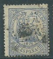 Timbre Espagne 1873 - 1868-70 Provisional Government