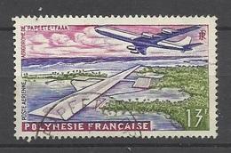 Polynésie  Poste Aérienne  N°  5  Aéroport International De Papeete  Oblitéréré   B/TB ....soldé à Moins De  20 % ! ! ! - Poste Aérienne