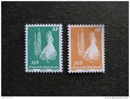 Nouvelle-Calédonie: TB Paire N° 1233 A Et 1233 B , Neufs XX . - Ungebraucht