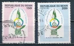 °°° BENIN - Y&T N°708BN/BP - 1995 °°° - Benin – Dahomey (1960-...)