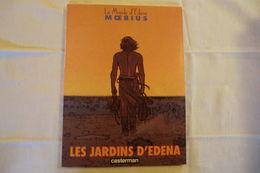 Bd Le Monde De D'edena - Moebius - Les Jardins D'edena - Casterman 1988 - - Moebius