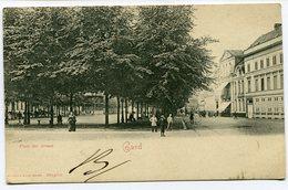 CPA - Carte Postale - Belgique - Gand - Place Des Armes - 1901 (M8351) - Gent