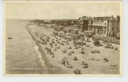 ROYAUME UNI - ENGLAND - SOUTHSEA - Beach Looking West - Autres