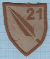 GEORGIA / Patch Abzeichen Parche Ecusson / 21st Infantry Battalion. The War In Abkhazia And South Ossetia 2008. - Ecussons Tissu