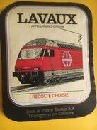 6022 - Lavaux Suisse Locomotive - Treni