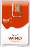 *ITALIA - WIND: GSM* -  Scheda NUOVA (MINT) - Schede GSM, Prepagate & Ricariche